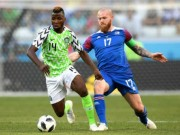 World Cup - Clip ban thang: Nigeria 2-0 Iceland