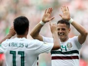World Cup - Javier Hernandez ghi ban, Mexico ha guc Han Quoc