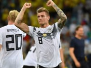 World Cup - Ghi ban quyet dinh, Toni Kroos di vao lich su World Cup