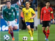 The thao - Cuc dien bang F World Cup 2018: Mexico bi loai boi Thuy dien?