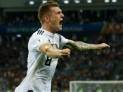 "World Cup - Toni Kroos noi gi khi sam vai ca ""nguoi hung"" va ""toi do""?"