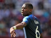 The thao - Pogba muon Phap gap doi nao o vong 1/8 World Cup 2018?