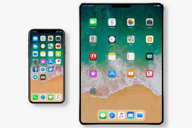 ming-chi kuo: iphone lcd phat hanh thang 9, ipad pro co face id hinh anh 2
