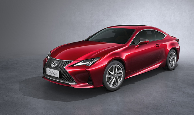 lexus rc 2019 ve viet nam, gia 3,3 ty dong hinh anh 1