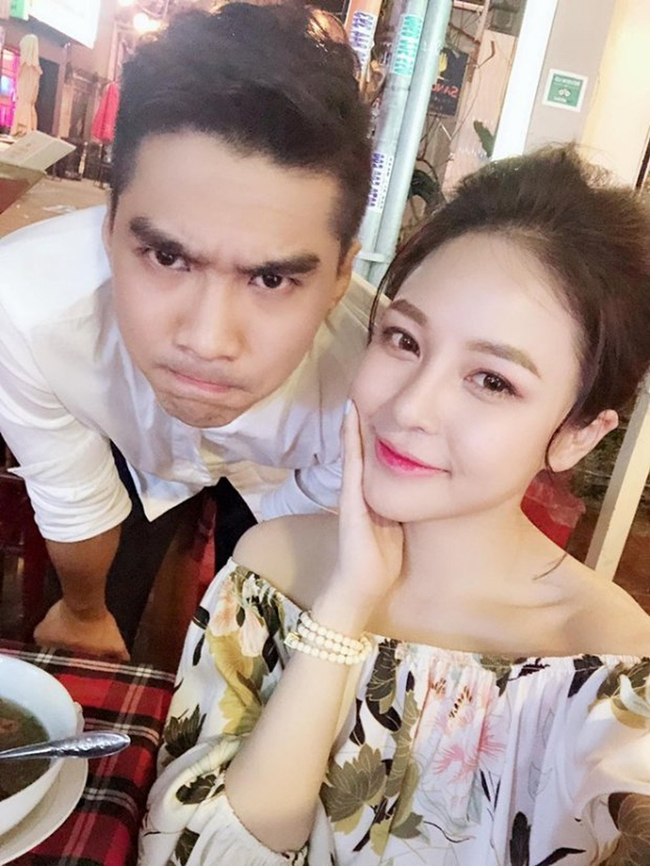 hot streamer tung duoc tram anh dong y hen ho giau co nao? hinh anh 4