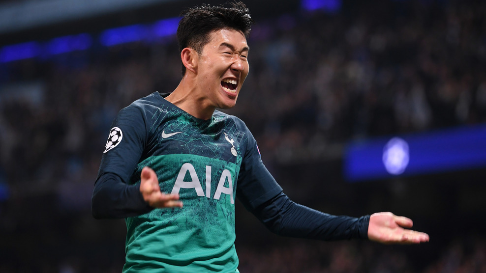 xe luoi man city 2 lan, son heung-min lap ky luc khung hinh anh 1
