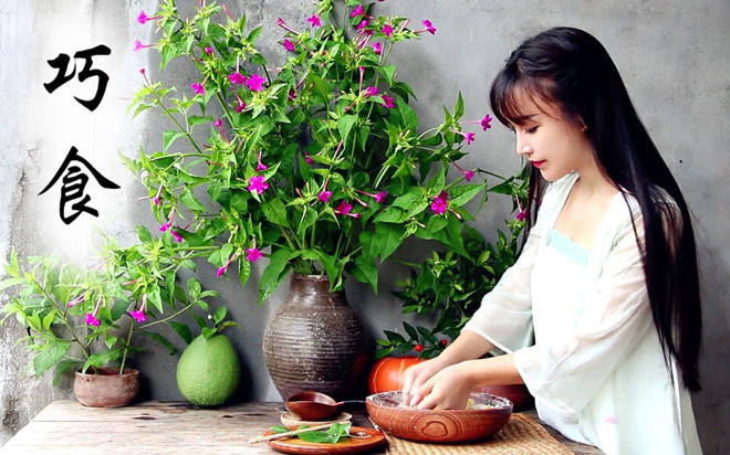 "su that cuoc song nhu tien canh cua ""thanh nu trieu view"" ly tu that hinh anh 1"