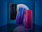Honor 20i gay soc voi camera selfie sieu min, gia chi tu 5,6 trieu dong