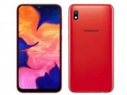 Samsung gay soc, den Galaxy A10 cung co phien ban gia re