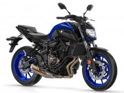 Xe360 - Yamaha MT-07 2020 se so huu dong co tang ap?