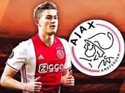 "360 do Sao: Matthijs de Ligt - Tuoi 19 khong the tin noi cua ""Golden Boy"""