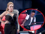 "Ly do Tuan Hung 2 lan bi ""chan dung"" tren san khau The Voice 2019"
