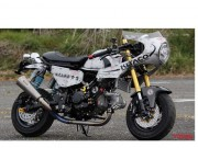 Chiem nguong ban do cafe racer cuc chat tu Honda Monkey 125