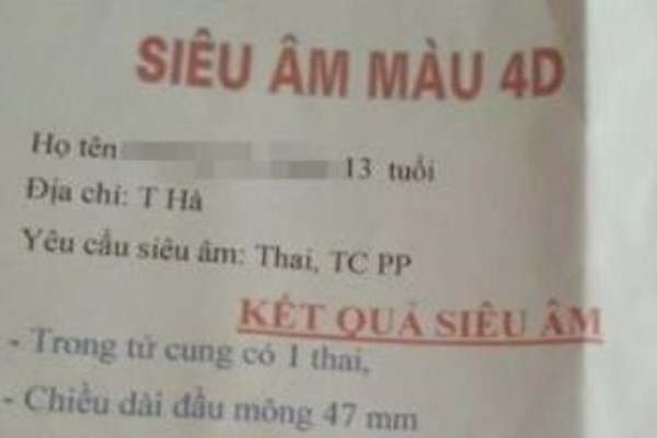 vu thay giao bi to lam nu sinh lop 8 co thai: he lo tinh tiet moi hinh anh 1