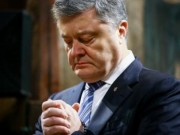 The gioi - Tong thong Ukraine Poroshenko that bai bau cu vi ruou vodka Nga