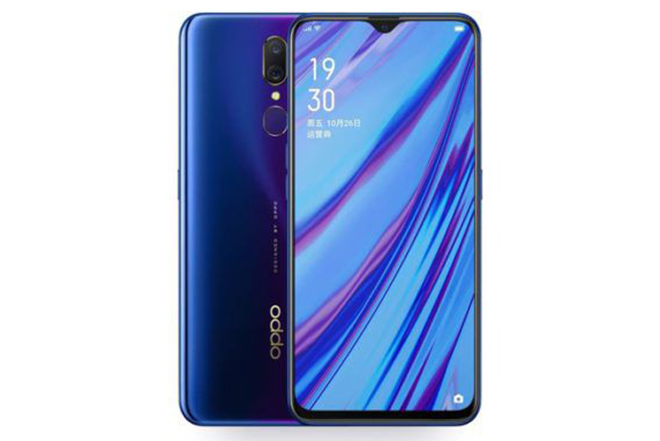 oppo a9 lo dien voi camera kep 48 mp, gia chi 5,8 trieu dong hinh anh 1