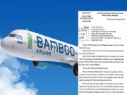 "Bamboo Airways  ""to"" len Bo GTVT vi nghi ngo Vietnam Airlines bia dat sai su that"