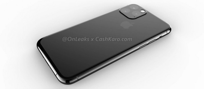 iphone 11 chinh thuc lo anh mo hinh cad voi camera loi dien ro hinh anh 2