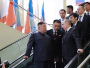 "The gioi - Sang Nga, Kim Jong Un noi voi Putin ""y do xau"" cua My"
