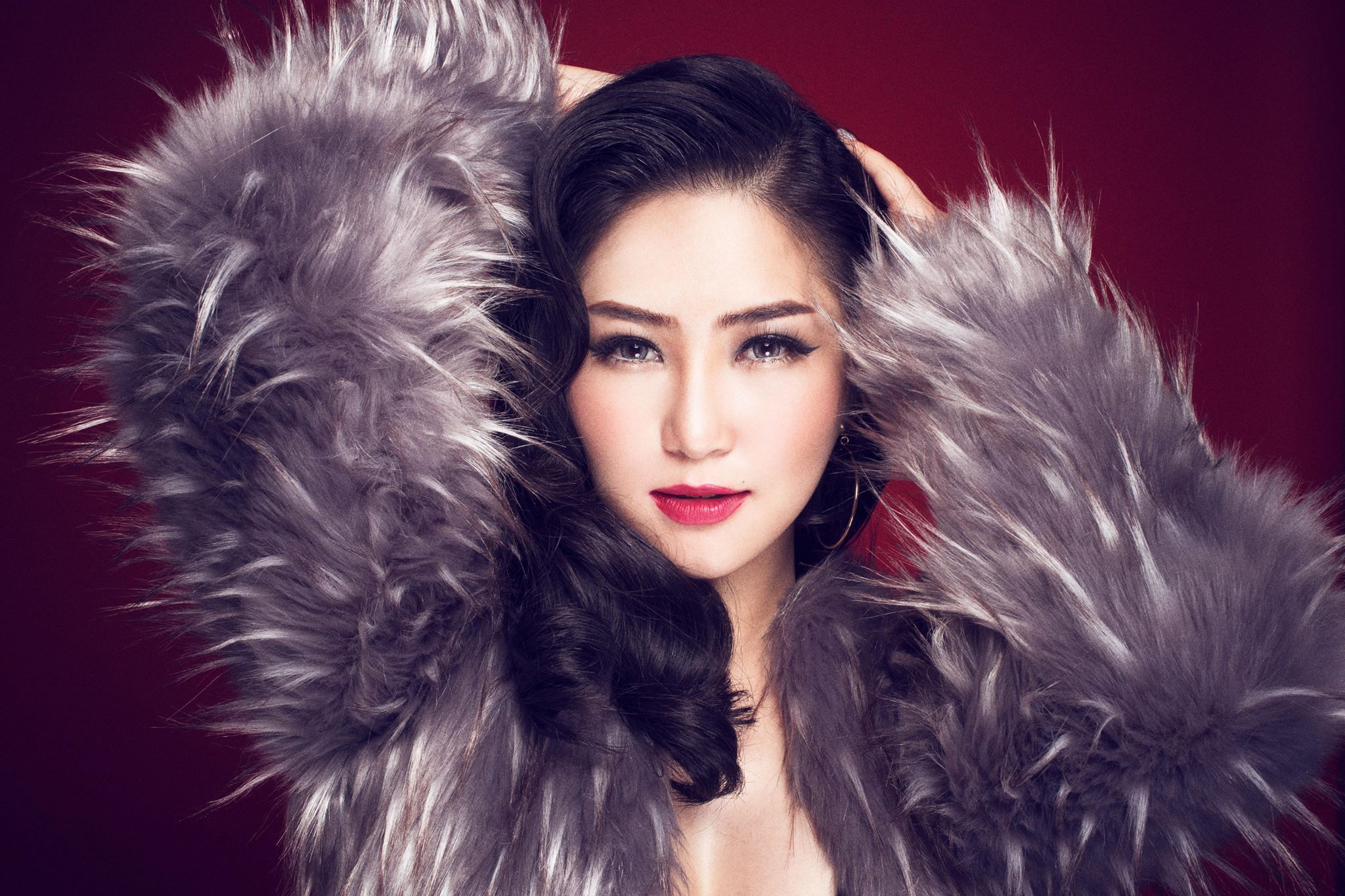 huong tram dien show cuoi cung truoc khi tam dung su nghiep sang my hinh anh 1