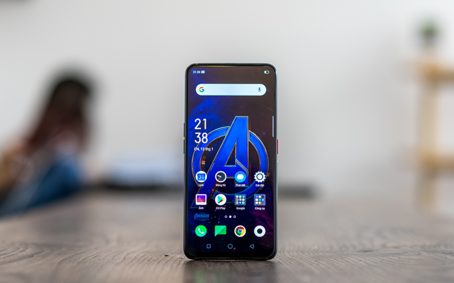 tren tay oppo f11 pro avengers edition danh cho fan sieu anh hung hinh anh 5