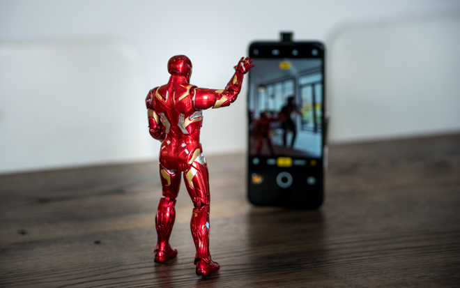 tren tay oppo f11 pro avengers edition danh cho fan sieu anh hung hinh anh 2
