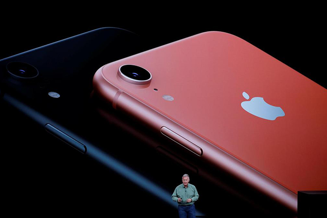 iphone xr 2019 hien nguyen hinh, co them 2 mau moi hinh anh 2