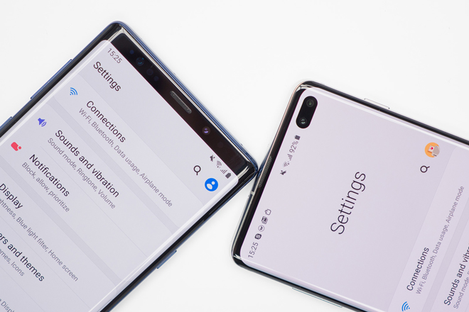 "galaxy note 10 se ""pha dao"" iphone voi hang loat uu diem hinh anh 2"