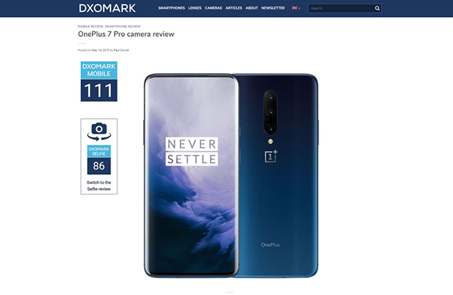 may anh oneplus 7 pro khien iphone xs max cam thay xau ho hinh anh 2
