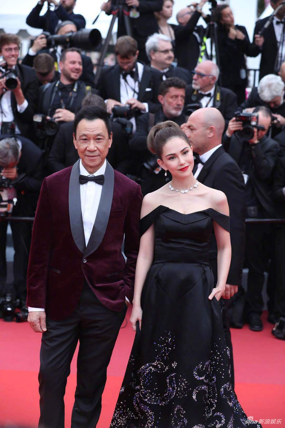 "loat my nhan sieu vong 1 lam ""nao loan"" tham do cannes 2019 hinh anh 13"