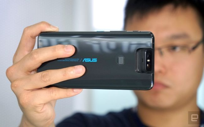 """can canh zenfone 6 sieu dep, iphone xs max chi la """"con tep"""" hinh anh 9"""