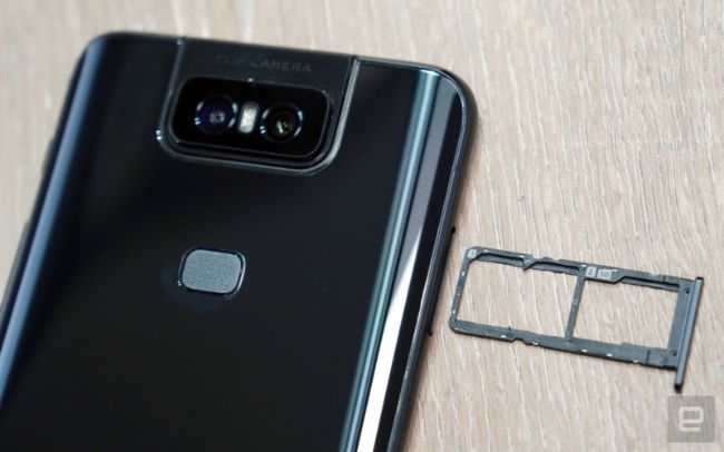 """can canh zenfone 6 sieu dep, iphone xs max chi la """"con tep"""" hinh anh 11"""