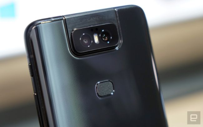"""can canh zenfone 6 sieu dep, iphone xs max chi la """"con tep"""" hinh anh 2"""