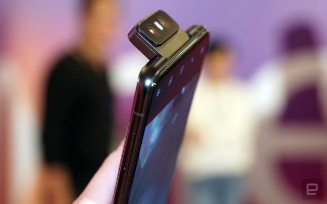 """can canh zenfone 6 sieu dep, iphone xs max chi la """"con tep"""" hinh anh 4"""