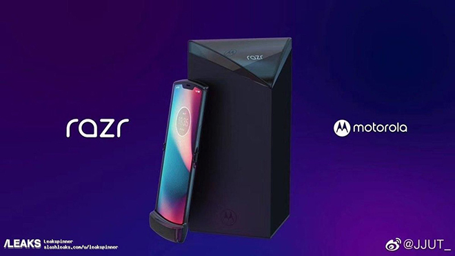 day la cach motorola razr co the gap lai, dep hon ca galaxy fold va mate x? hinh anh 1