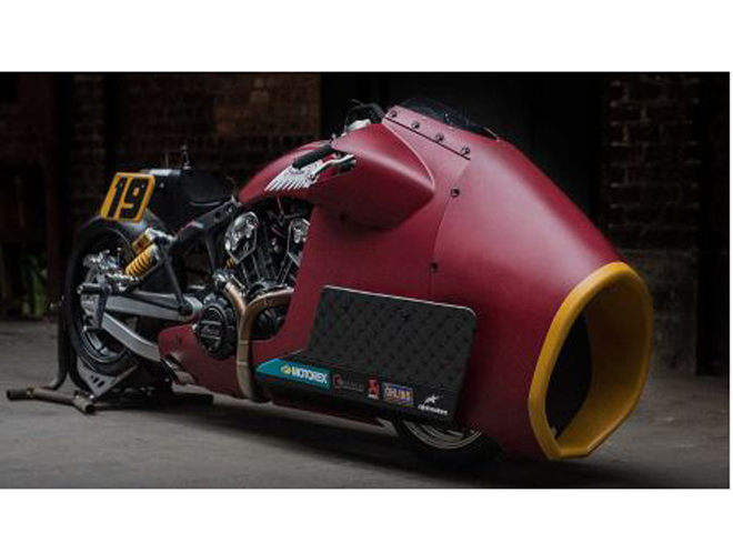 """2018 indian scout bobber bien hoa theo phong cach """"ca mac can"""" doc nhat vo nhi hinh anh 1"""