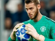 The thao - Gia neo dut day, M.U nhan tin soc tu David de Gea