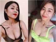 "MC ""Chung toi la chien si"" khoe anh tao bao voi vong 1 sexy sau on ao huy hon"