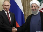 The gioi - Iran muon muon tay Nga chong My, Putin co het long ung ho?