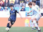 "The thao - day! Ly do HLV Incheon United ""ngai"" su dung Cong Phuong"