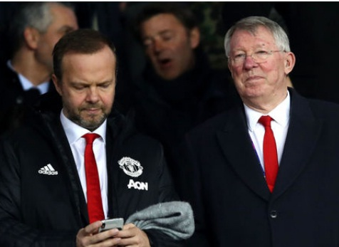 tiet lo: bi ed woodward doi xu te bac, sir alex bat man hinh anh 1