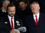 The thao - TIeT Lo: Bi Ed Woodward doi xu te bac, Sir Alex bat man