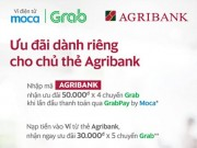 "Chi can co the Agribank, uu dai hap dan ""bang bang"" chay ve"