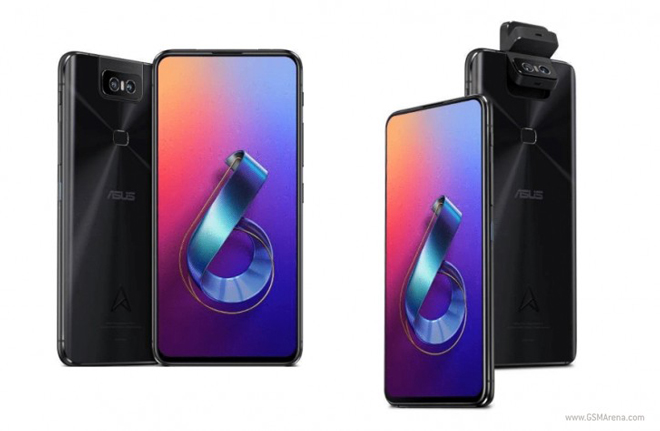 """ra mat asus zenfone 6 edition 30 voi ram """"khung"""" 12gb hinh anh 2"""