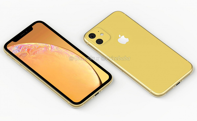 "iphone xr 2019 se co cac mau sieu ""hot"" nay hinh anh 6"