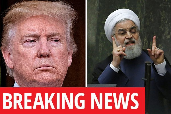 donald trump canh bao 'co co hoi' chien tranh hat nhan voi iran hinh anh 1