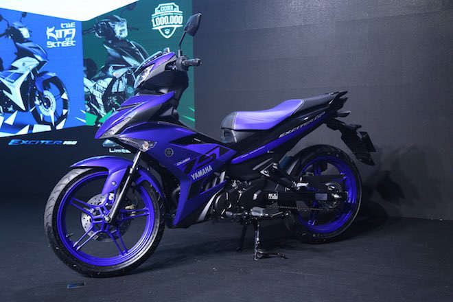 yamaha exciter 155 2019 hoan toan moi sap ra mat, thay the exciter 150 tien nhiem? hinh anh 1