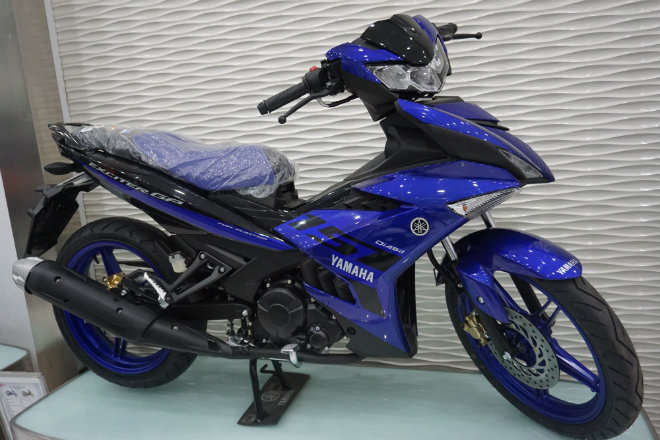 yamaha exciter 155 2019 hoan toan moi sap ra mat, thay the exciter 150 tien nhiem? hinh anh 2