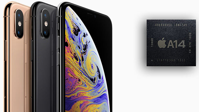iphone 2020 se gay an tuong voi chip xu ly tien tien nhat the gioi hinh anh 1