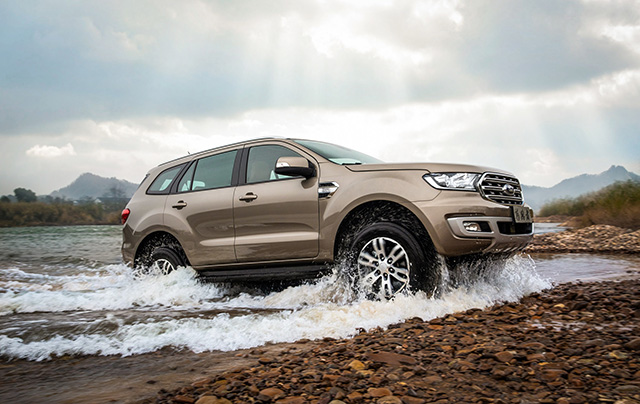 giam gia sau, ford everest lap tuc ban hang ky luc hinh anh 1